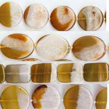 BROWAN CLOUDY AGATE