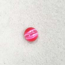 10MM ROUND CABOCHON CATS EYE DARK PINK