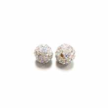 PAVE CRYSTAL 12MM RAINBOW AB