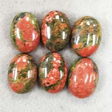 13X18 UNAKITE (6PCS/BAG)
