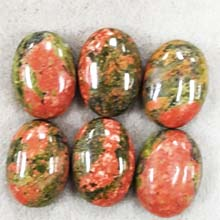 15X20 UNAKITE (6PCS/BAG)