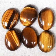 15X20 TIGER EYE (6PCS/BAG)