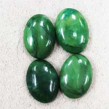 18X25 AFRICAN JADE (4PCS/BAG)