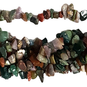 FANCY JASPER CHIPS ( 5 STRS)