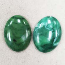 30X40 AFRICAN JADE (2PCS/BAG)