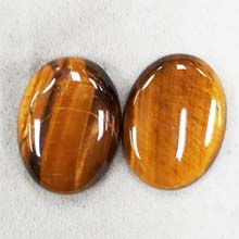 30X40 TIGER EYE(2PCS/BAG)
