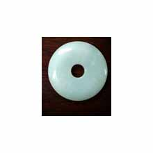 35MM DONUT AMAZONITE