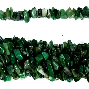 AFRICAN JADE CHIPS(5 STRING)