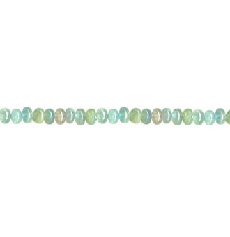 AQUAMARINE(MULTI) ROUNDELLE 04X06MM