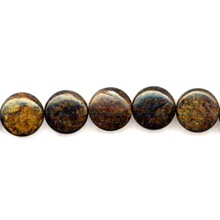 BRONZITE DISC 20MM