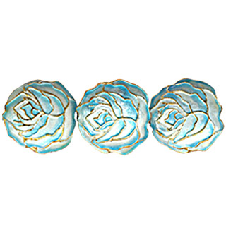 CLOISONNE DESIGN BEADS 10DWH