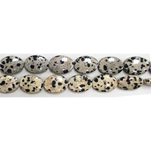 DALMATION FLAT OVAL 10X14MM