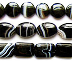 BLACK STRIPE AGATE