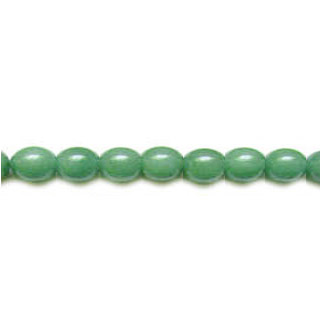 AVENTURINE RICE 08X10MM