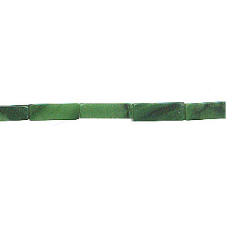 AFRICAN JADE SQUARE 04X13MM