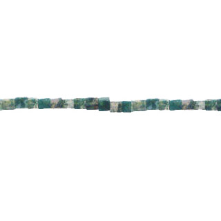 MOSS AGATE SQUARE 04MM