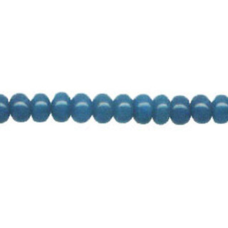 DYED JADE ROUNDELLE 08MM TEAL BLUE