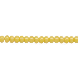 DYED JADE ROUNDELLE 08MM YELLOW