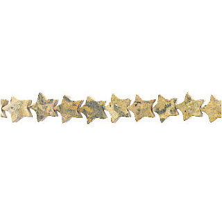 LEOPARD SKIN STAR 06MM