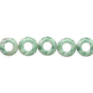 CHINA JADE DONUT 20MM