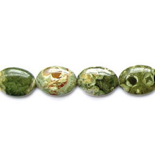 RHYOLITE F.OVAL 13X18MM
