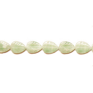 NEW JADE LEAF 08X12MM