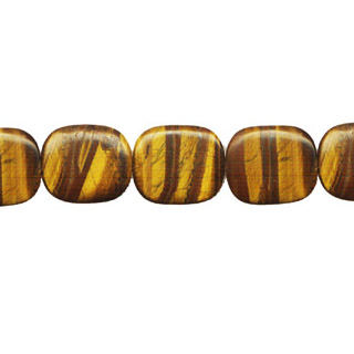 TIGER EYE TV SHAPE 24X28MM