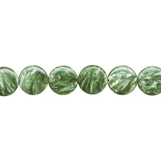 SERAPHINITE DISC 18MM