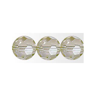 CRYSTAL 14MM FACETED ROUND