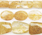 GOLD RUTILATE QUARTZ (GLASS)