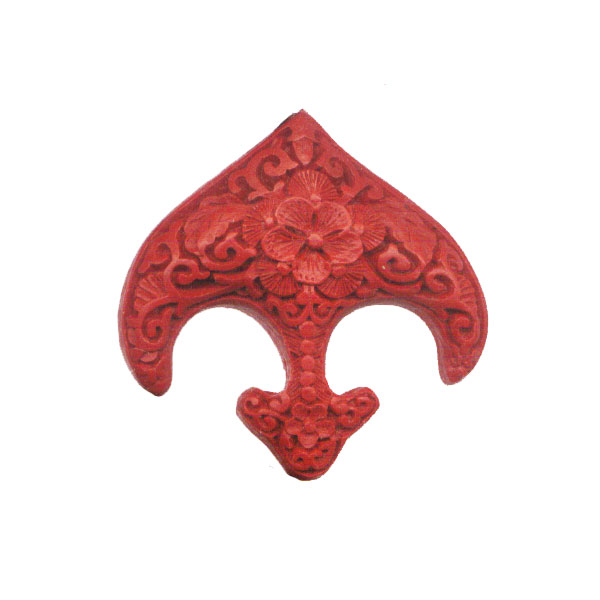 CINNABAR ANCHOR 47MM RED