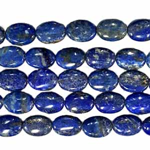 LAPIS FLAT OVAL 13X18MM