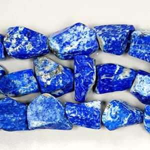 LAPIS NUGGET 13x20-18x30mm