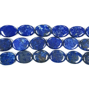 LAPIS FLAT OVAL 15X20MM