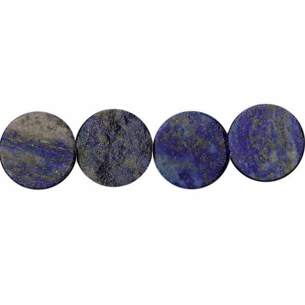 Lapis Matte COIN 20MM