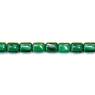MALACHITE TV SHAPE 10X14MM