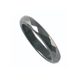 MAGNETIC HT 4MM FACETED RING