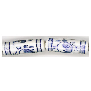 PORCELAIN TUBE 11X33MM