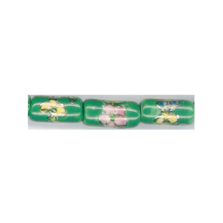 PORCELAIN TUBE 8X17MM GR