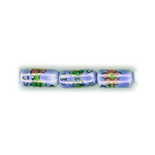 PORCELAIN TUBE 8X17MM LB