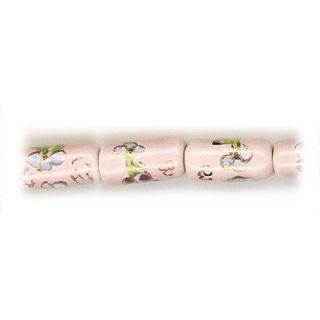 PORCELAIN TUBE 8X17MM PK