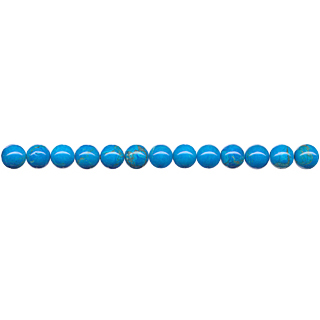 HOWLITE TURQUOISE 04MM