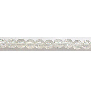 ICE FLAKE CRYSTAL 06MM