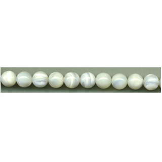 MOTHER OF PEARL(WHITE)06MM
