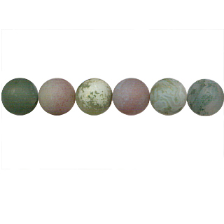 FROSTED FANCY JASPER 08MM
