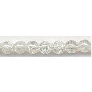 ICE FLAKE CRYSTAL 08MM