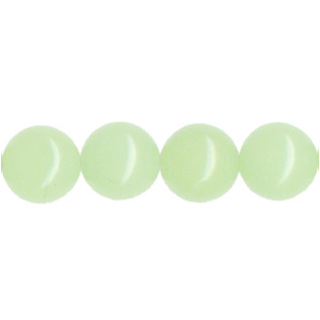 DYED JADE 12MM LIGHT GREEN