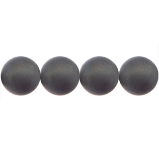 FROSTED BLACK ONYX 12MM