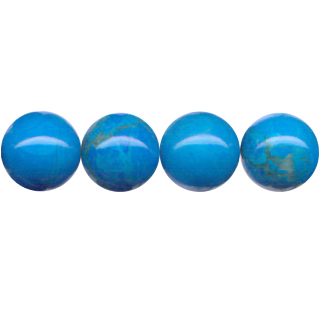 HOWLITE TURQUOISE 12MM