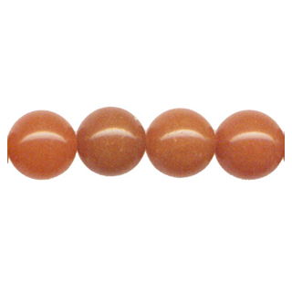 RED AVENTURINE 12MM